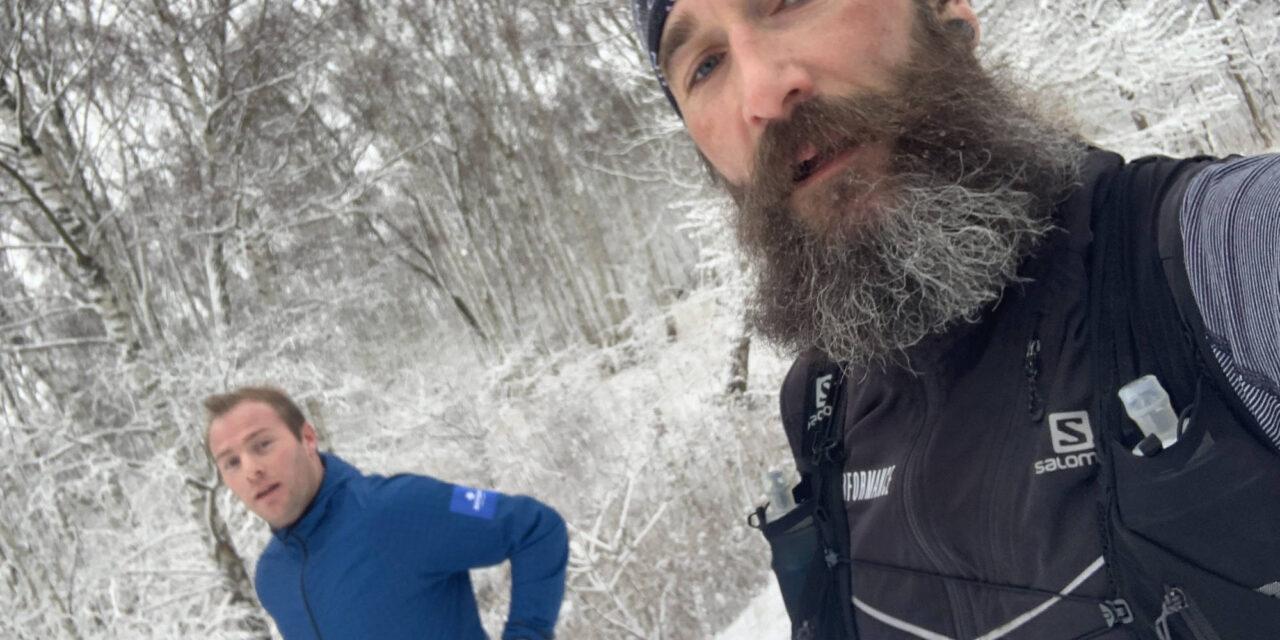 500km løb på en uge, Kan man det?