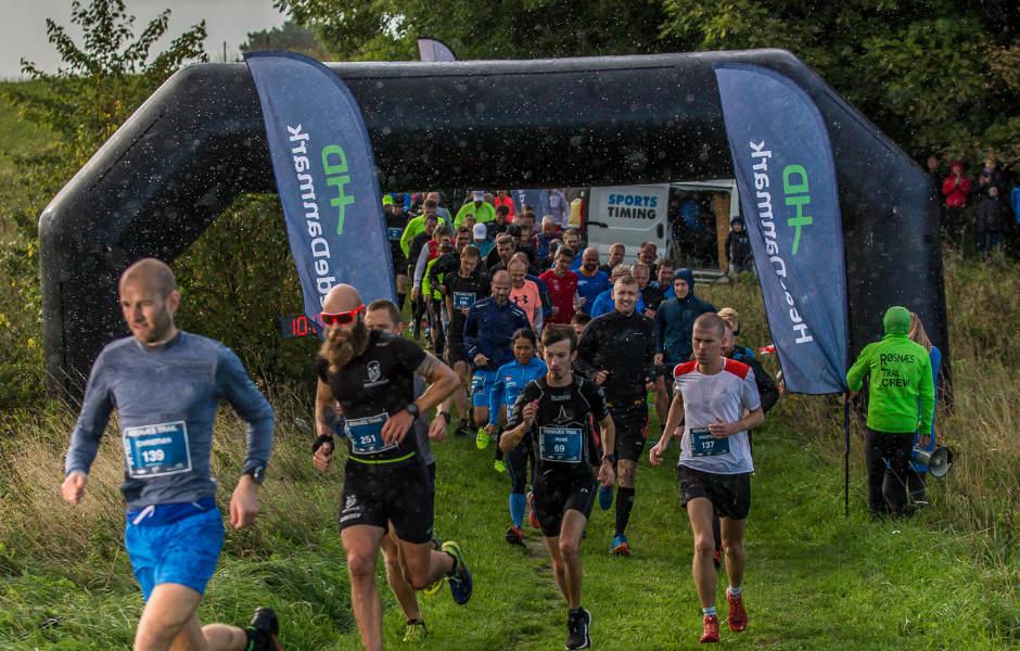 Ny løbsdato til hededanmark røsnæs trail
